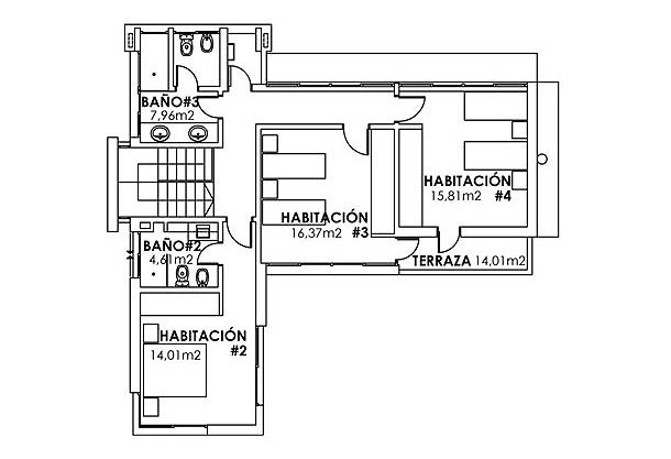 Casa Brava construida en madera - Canexel